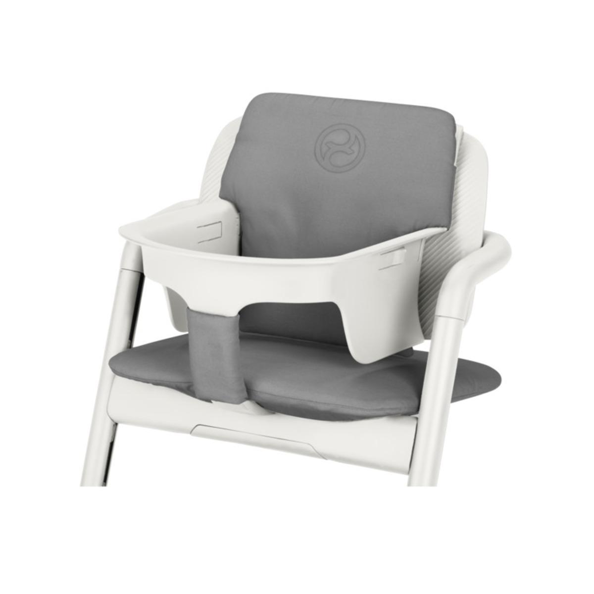 Coussin réducteur chaise haute LEMO Cybex storm grey-grey