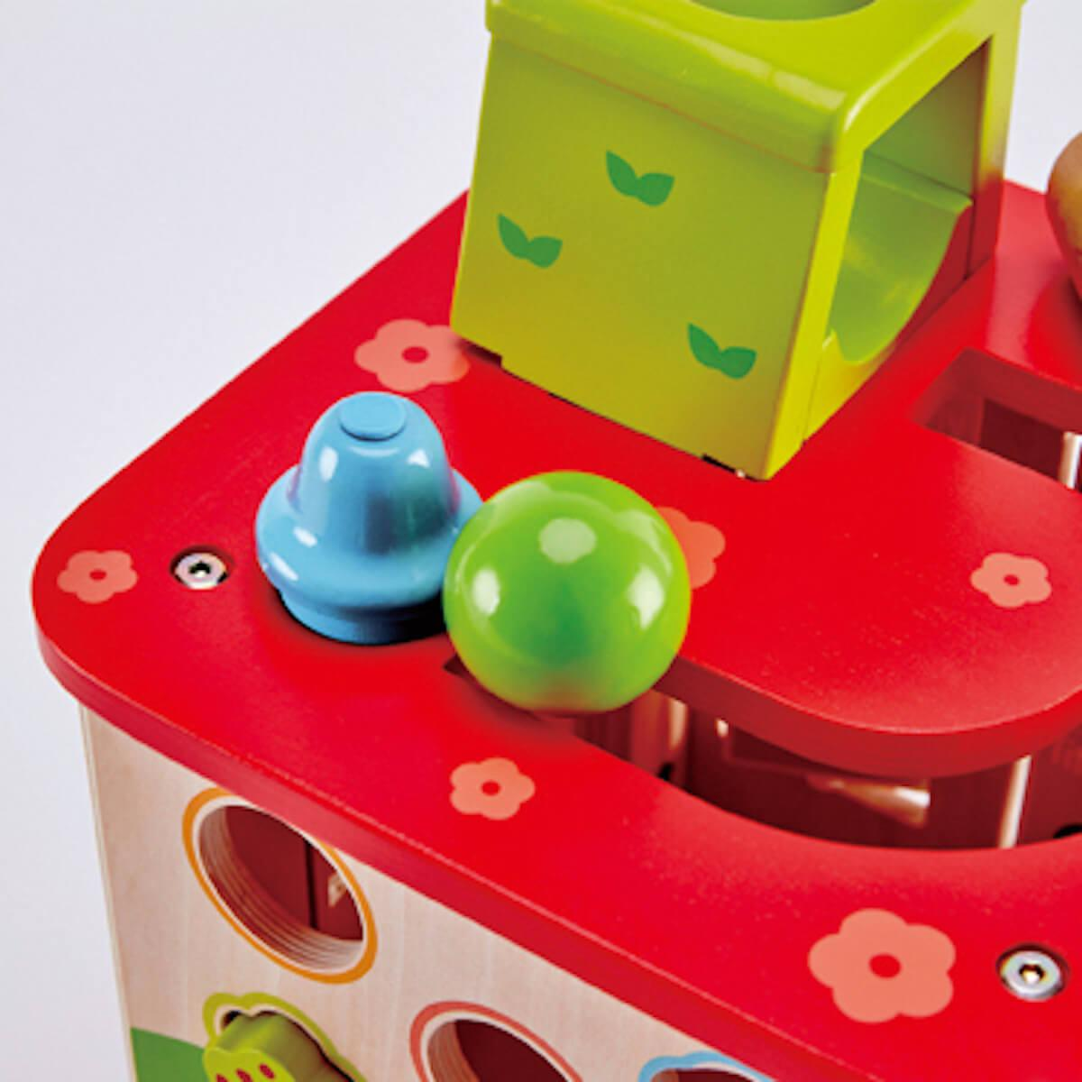 Cubes activités PEPE AND FRIENDS Hape