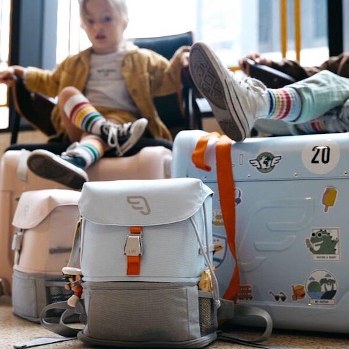 Ensemble voyage BEDBOX™ Stokke Green