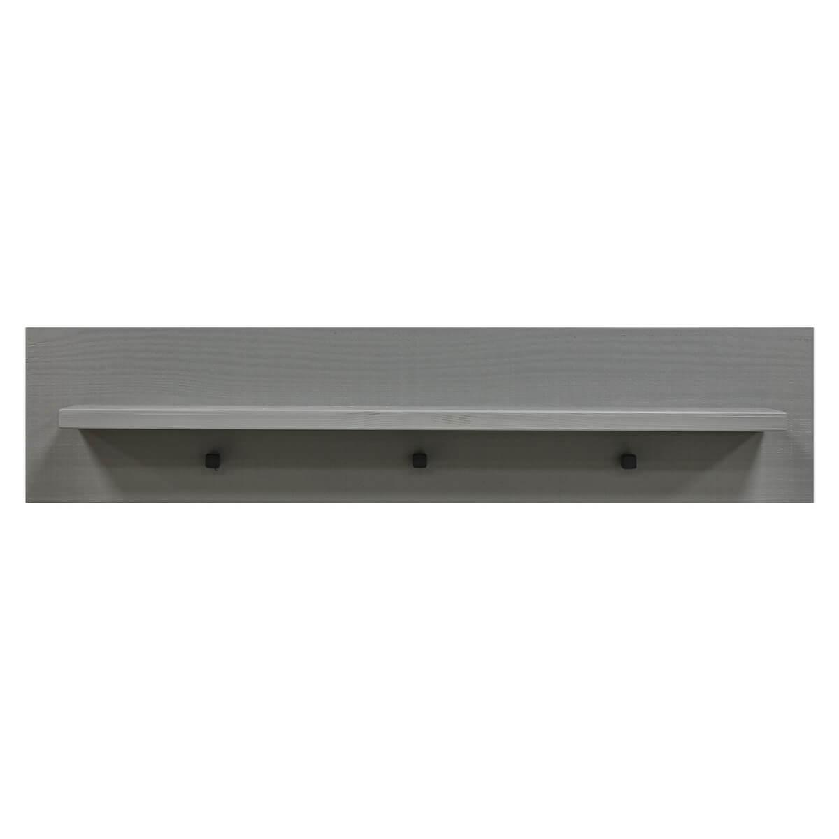 Étagère MILO Bopita Steel Grey