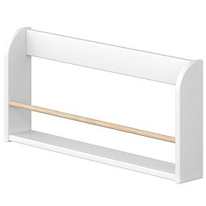 Etagère murale enfant display PLAY Flexa blanc