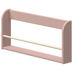 Etagère murale enfant display PLAY Flexa rose