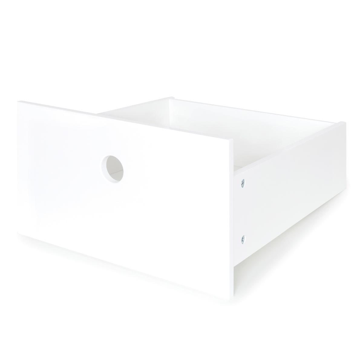 Façade tiroir S COLORFLEX white