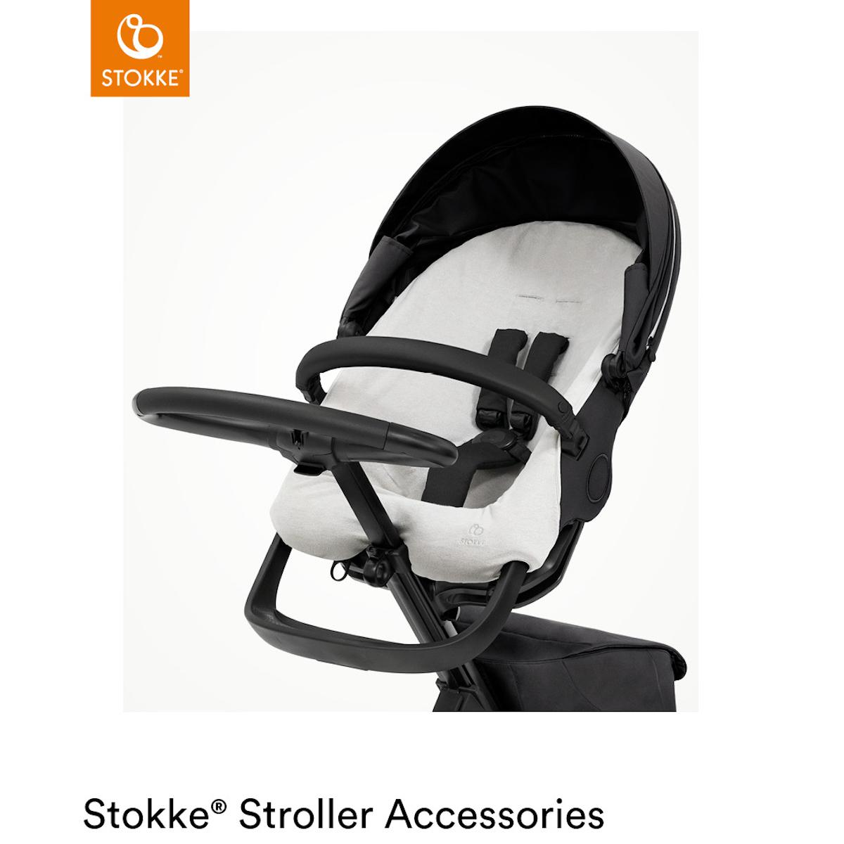Habillage été XPLORY X Stokke Light Grey