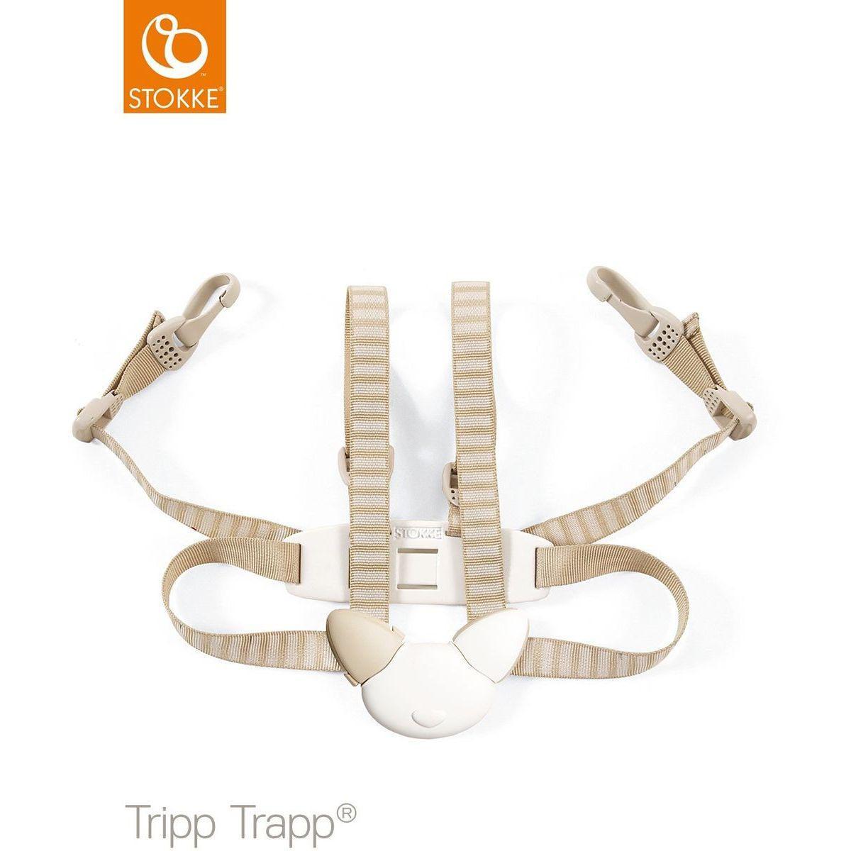 Harnais chaise haute TRIPP TRAPP Stokke