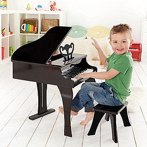 Instrument musique HAPPY GRAND PIANO Hape black