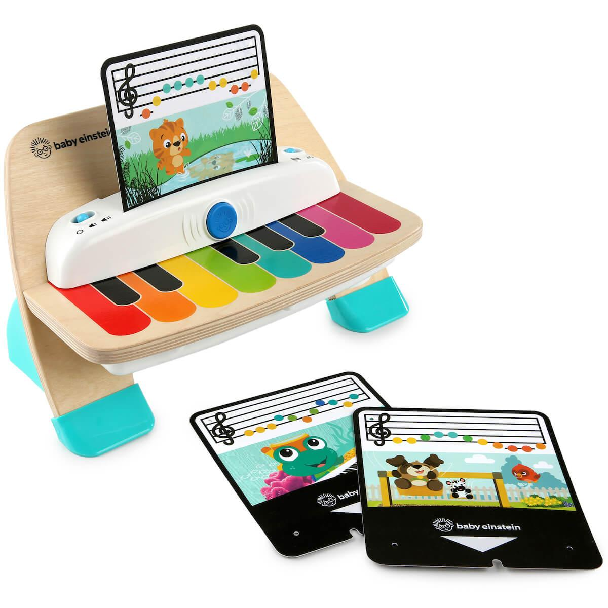 Instrument musique MAGIC TOUCH PIANO BABY EINSTEIN Hape