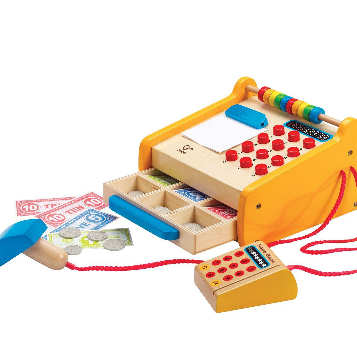 Jeu imitation CHECKOUT REGISTER Hape