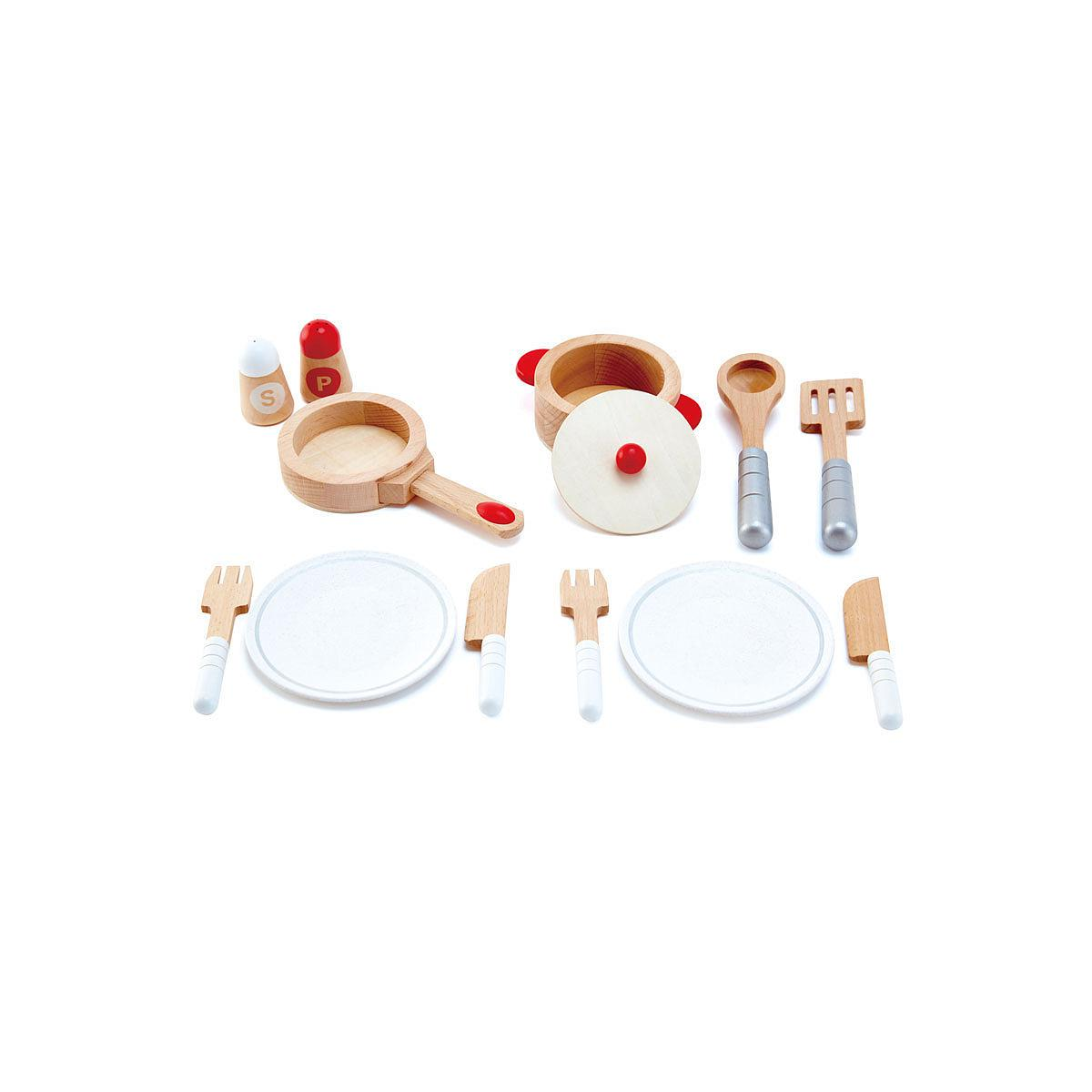 Jeu imitation COOK AND SERVE Hape