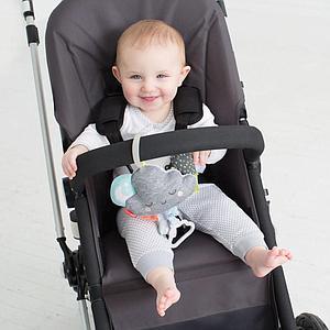 Jouet d'activité bébé poussette SILVER LINING Skip Hop