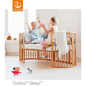 Kit extension lit bébé SLEEPI Stokke blanc