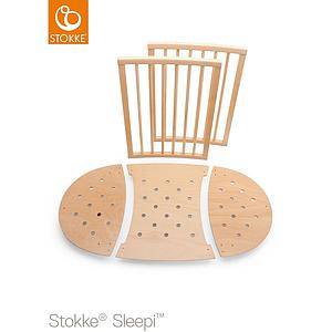 Kit extension lit bébé SLEEPI Stokke naturel