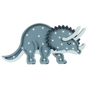 Lampe lumières DINO TRICERATOPS Little Lights