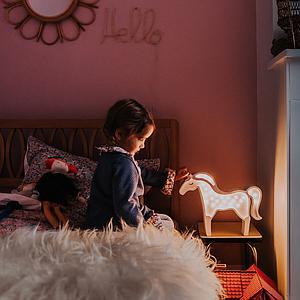 Lampe lumières LICORNE Little Lights