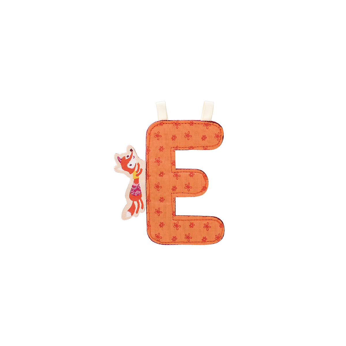 ALPHABET by Lilliputiens Lettre E