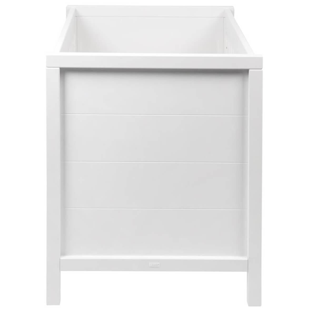 Lit 60x120cm STRIPES Quax  blanc