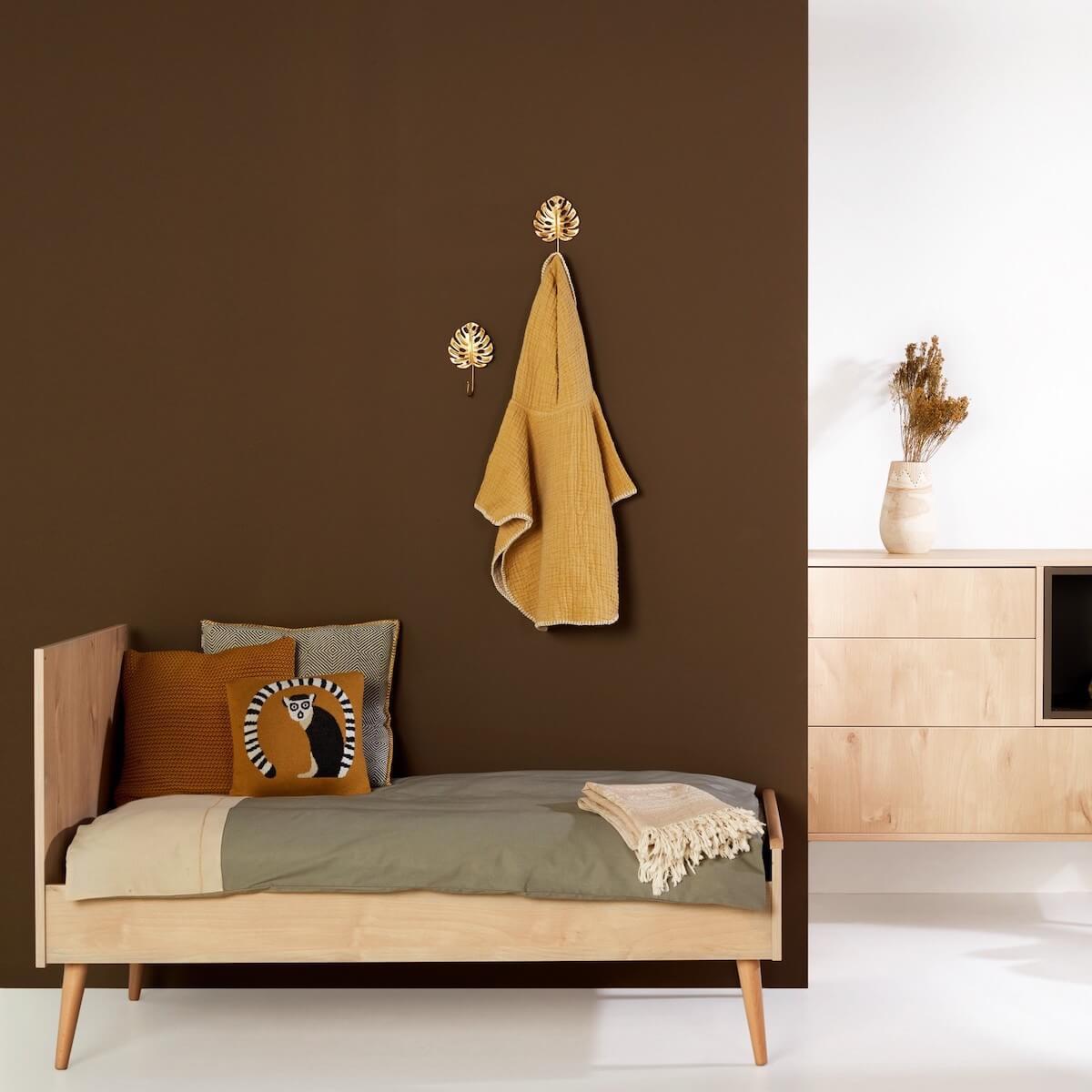 Lit 70x140cm COCOON Quax Natural Oak