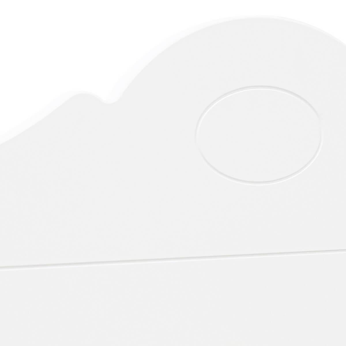 Lit 90x200cm EVI Bopita blanc
