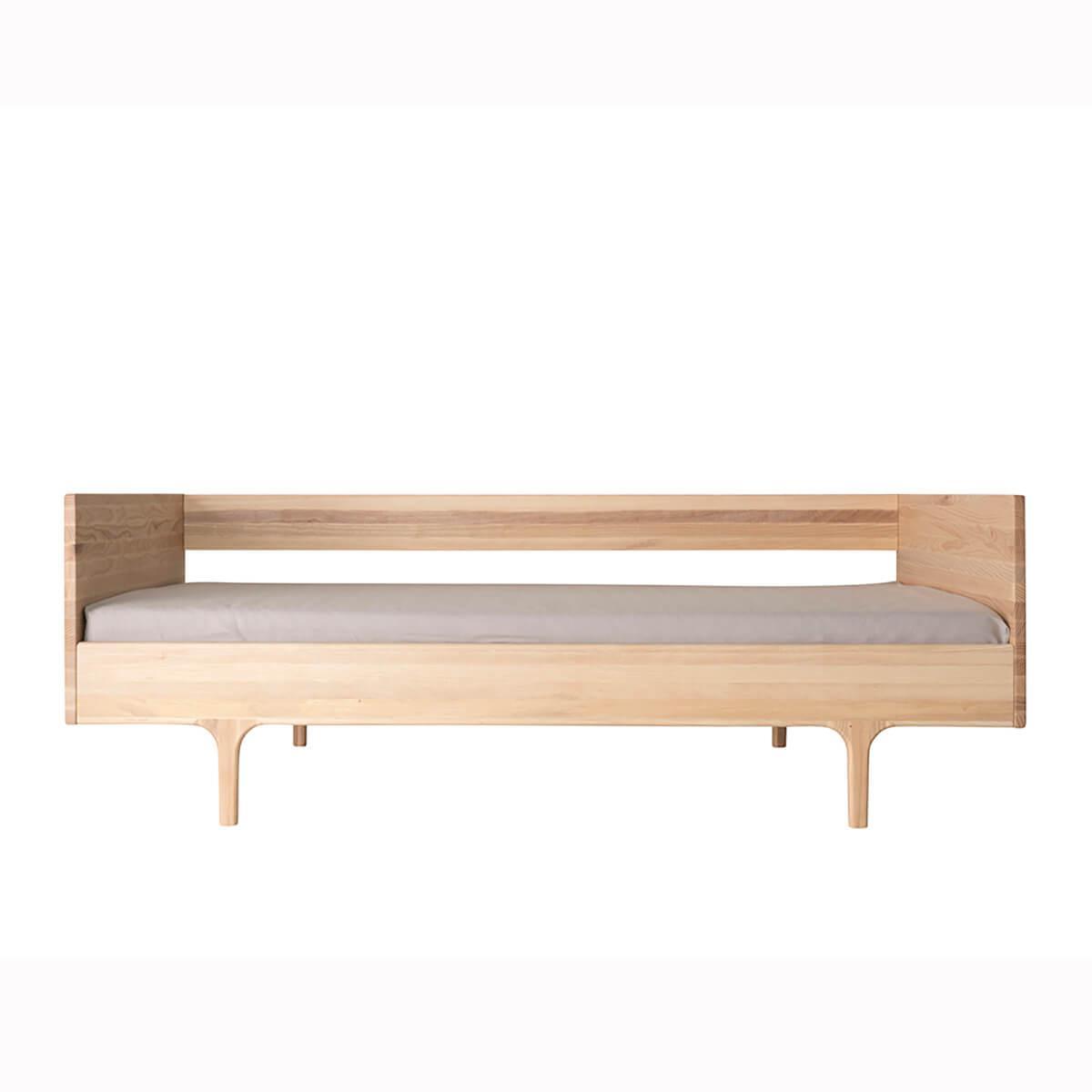 Lit 90x206cm Divan Twin  CARAVAN Kalon Studios frêne-blanc