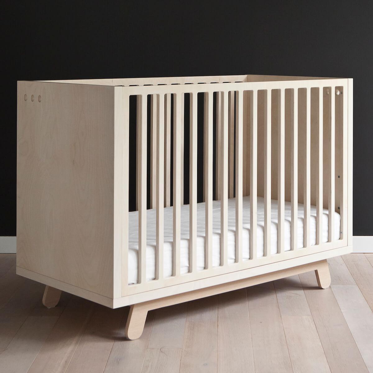 Lit bébé 120x60cm PEEKABOO Kutikai