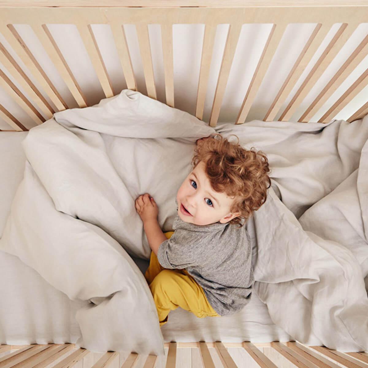 Lit bébé 140x70cm ROOF Kutikai