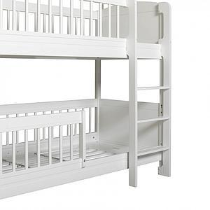 Lit évolutif superposé 68x168cm SEASIDE LILLE+ Oliver Furniture blanc
