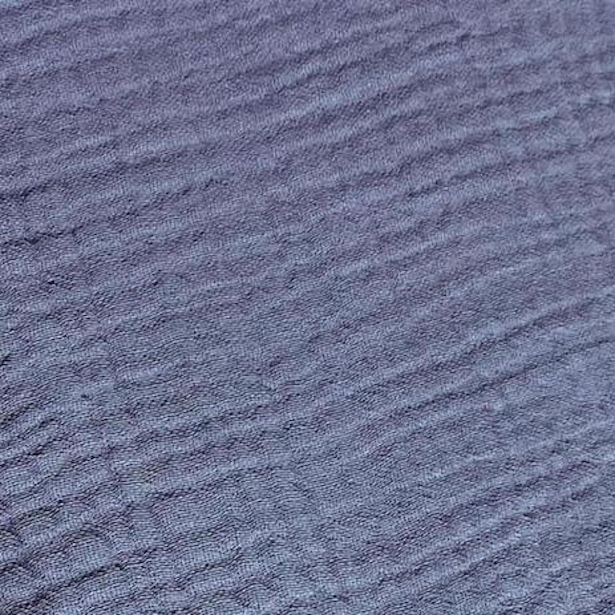 Lit mezzanine KASVA avec textiles Bobble green-blue