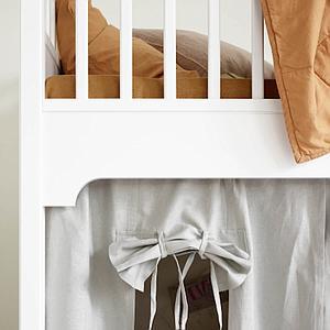 Lit mi hauteur junior 90x160cm SEASIDE CLASSIC Oliver Furniture blanc