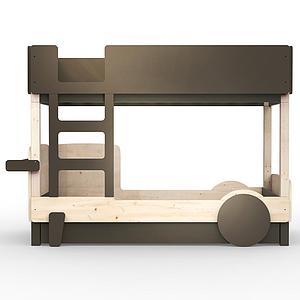 Lit superposé 90x190cm DISCOVERY Mathy by Bols artichaut