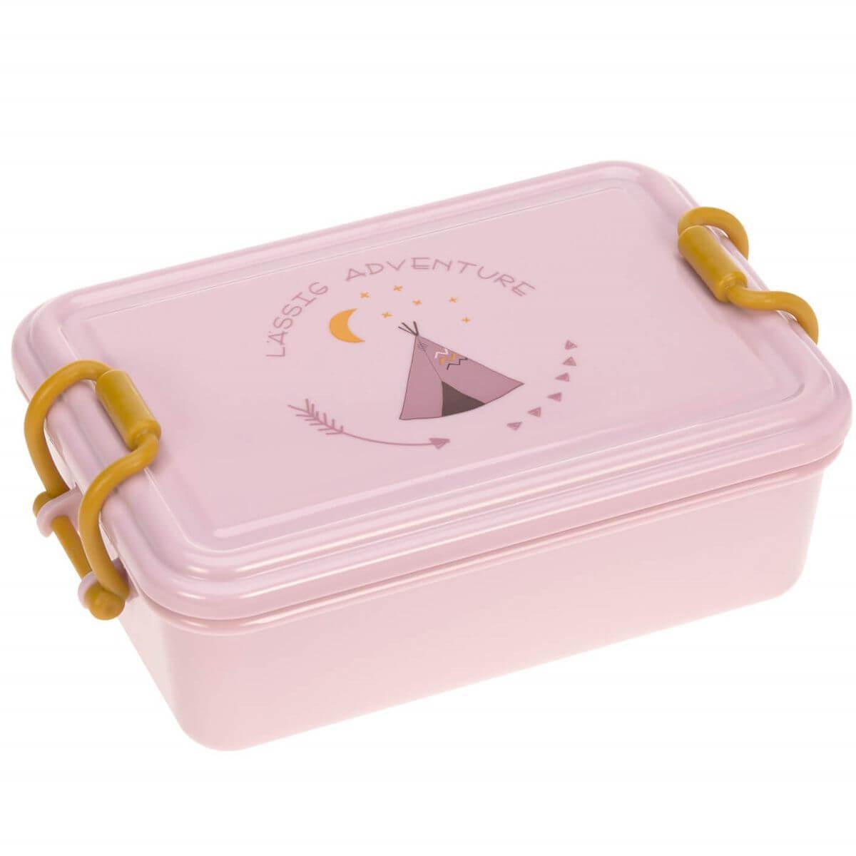 Lunchbox ADVENTURE TIPI Laessig