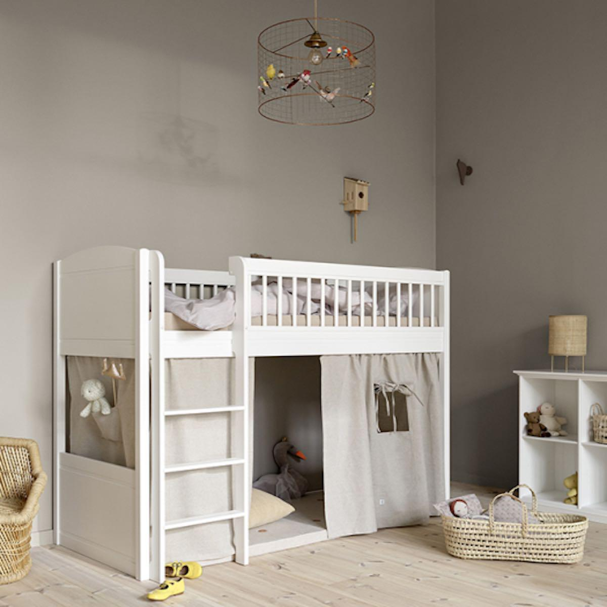 Matelas de jeu lit mi-hauteur LILLE+ Oliver Furniture