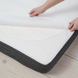 Matelas latex 140x190cm fibre bambou SLEEP Flexa