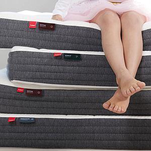 Matelas latex 140x190cm fibre eucalyptus SLEEP Flexa