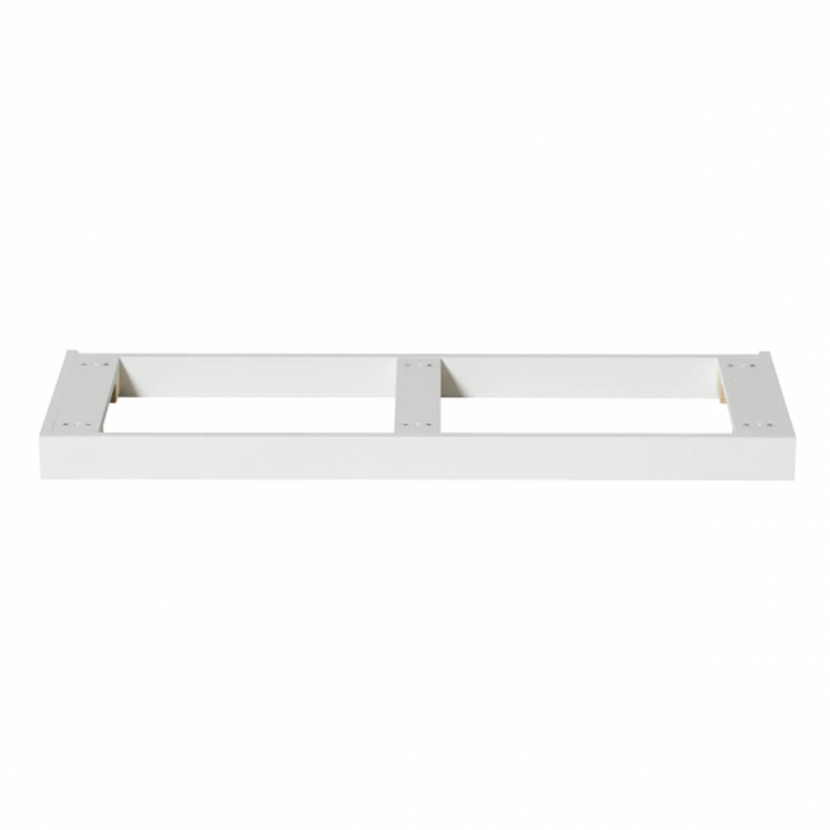 Meuble-banquette 106x78cm WOOD Oliver Furniture blanc