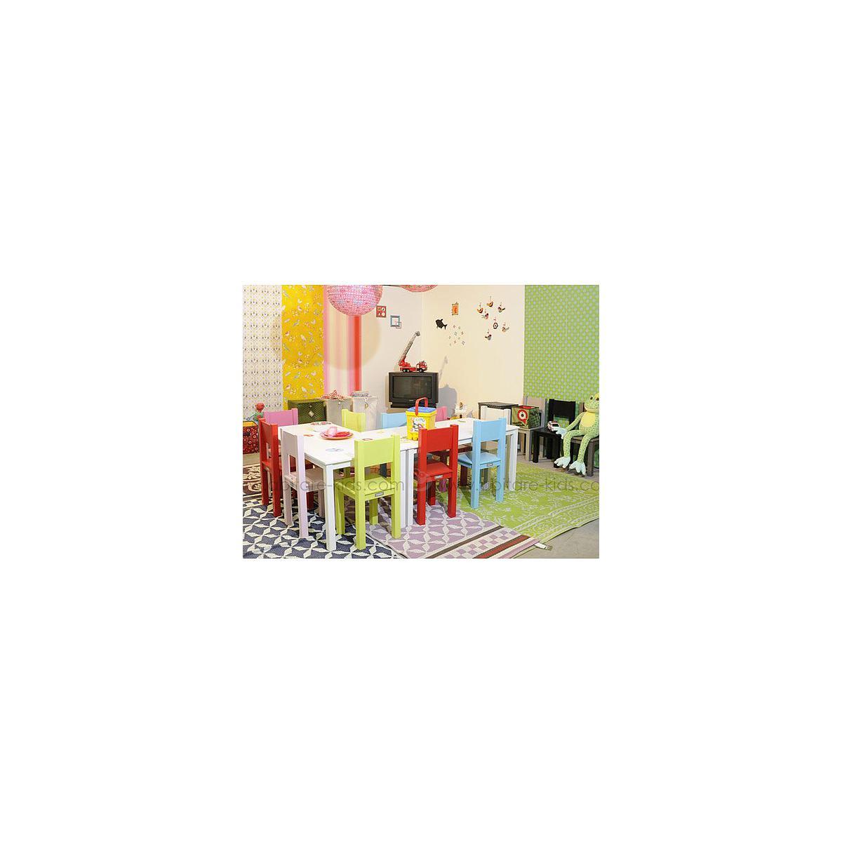 MIX & MATCH by Bopita Table de jeu rectangulaire