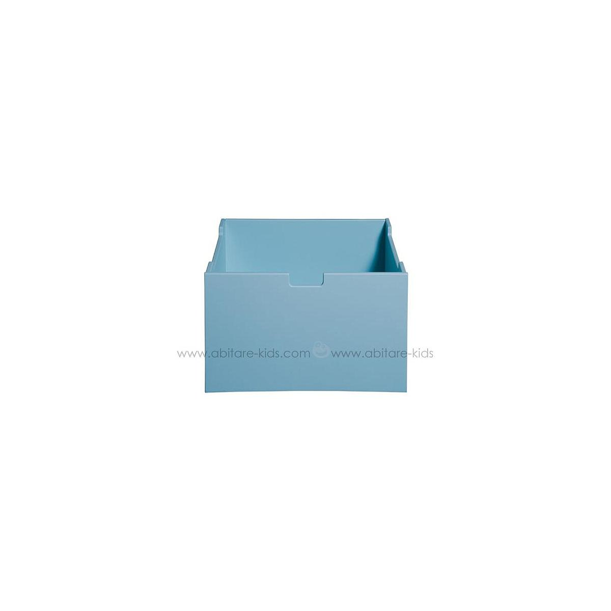MIX & MATCH by Bopita Tiroir moyen pour armoire 1 porte et parc Light blue
