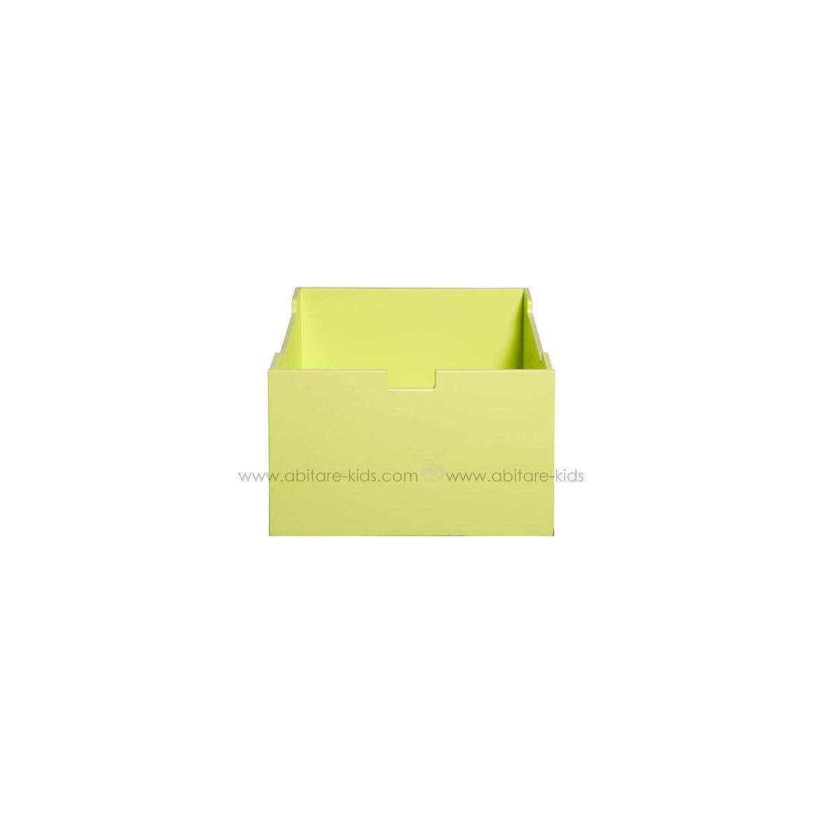 MIX & MATCH by Bopita Tiroir moyen pour armoire 1 porte et parc Lime