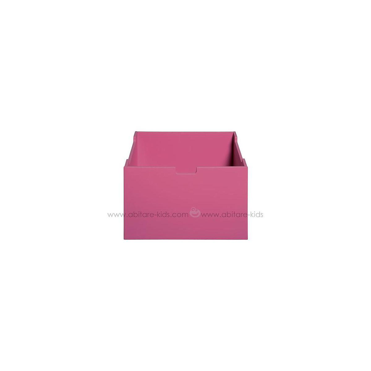 MIX & MATCH by Bopita Tiroir moyen pour armoire 1 porte et parc Pink