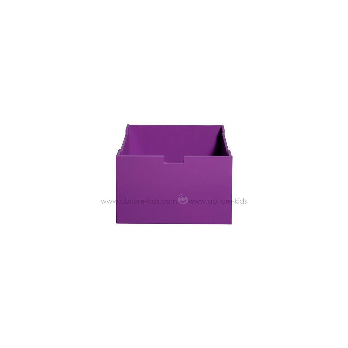 MIX & MATCH by Bopita Tiroir moyen pour armoire 1 porte et parc Purple