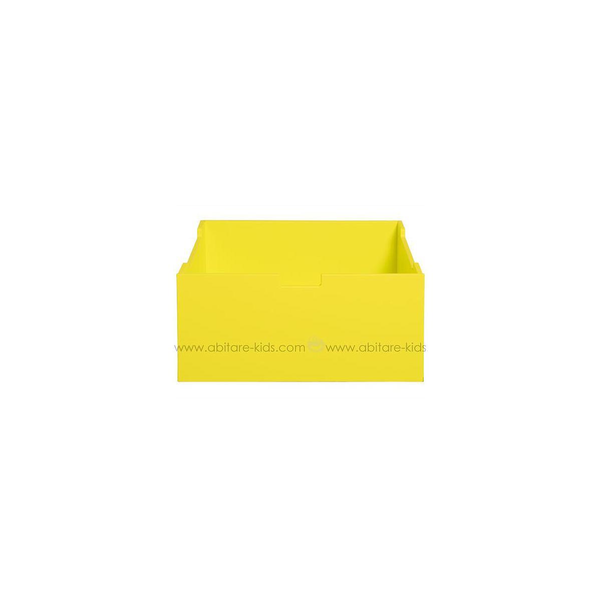 MIX & MATCH by Bopita Tiroir pour commode, armoire et parc Yellow