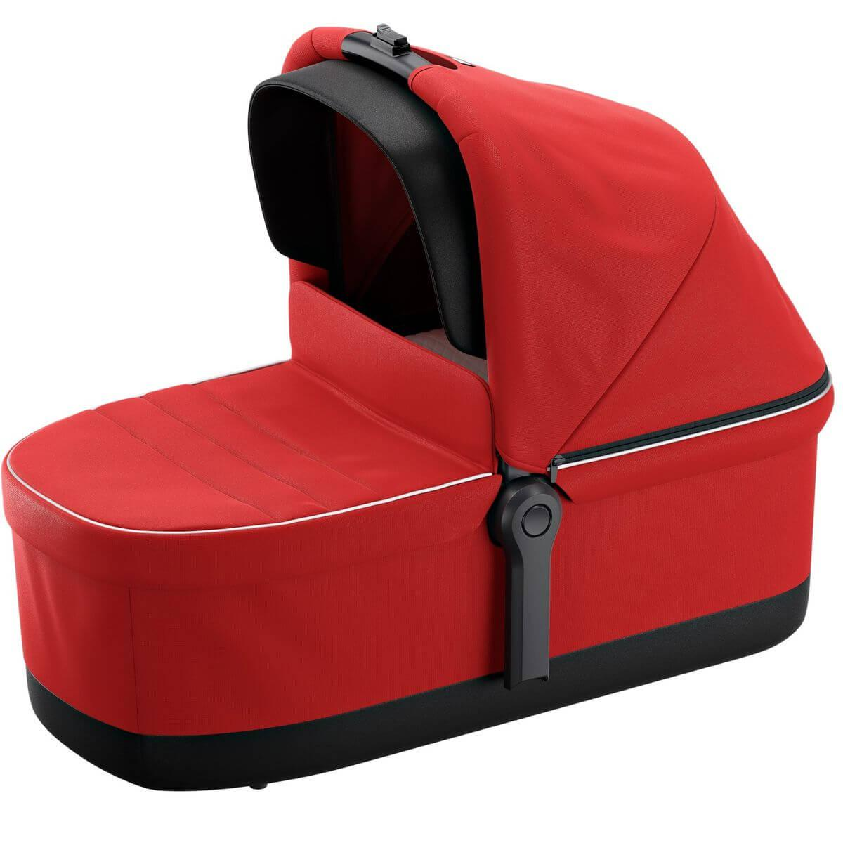 Nacelle bébé SLEEK Thule energy red