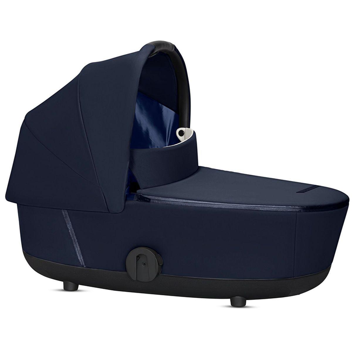 Nacelle de luxe MIOS Cybex indigo blue-navy blue