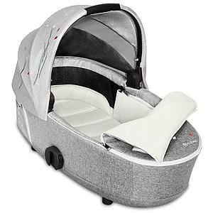 Nacelle de luxe MIOS Cybex koi-mid grey