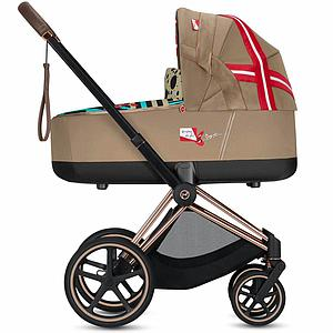 Nacelle de luxe PRIAM Cybex One Love-multicolor