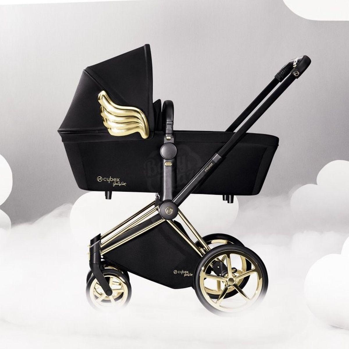 Nacelle de luxe PRIAM Cybex wings-black