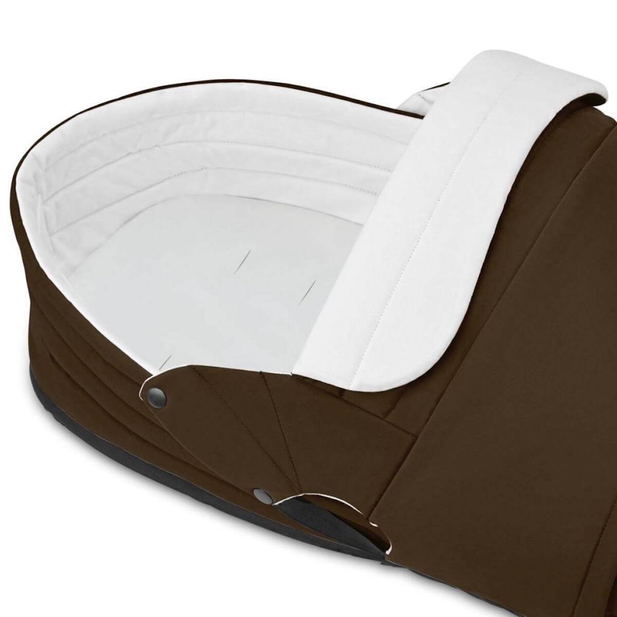 Nacelle légère PLATINUM Cybex Khaki green-khaki brown