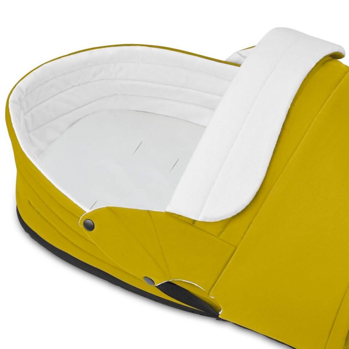 Nacelle légère PLATINUM Cybex Mustard yellow-yellow