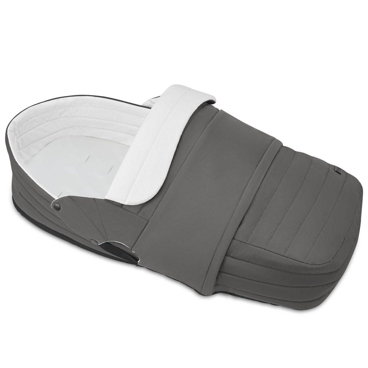 Nacelle légère PLATINUM Cybex Soho grey-mid grey