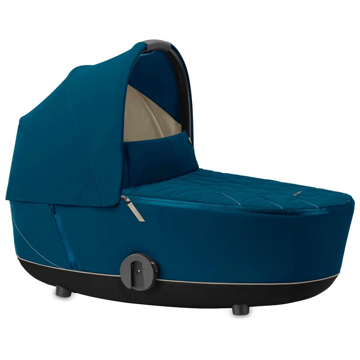 Nacelle luxe MIOS Cybex Mountain blue-turqoise
