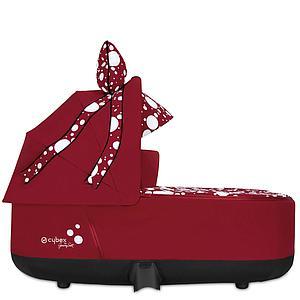Nacelle luxe PRIAM Cybex Petticoat Red dark red